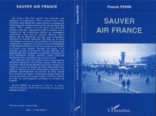 Couverture Sauver Air France