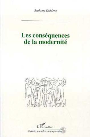 Couverture Les conséquences de la modernité
