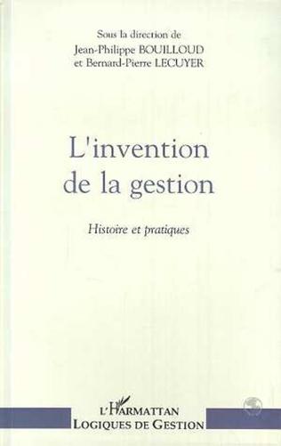 Couverture L'invention de gestion