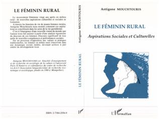 Couverture Le féminin rural