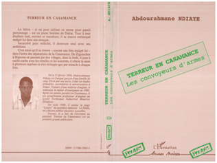 Couverture Terreur en Casamance