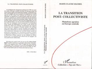 Couverture La transition post-collectiviste