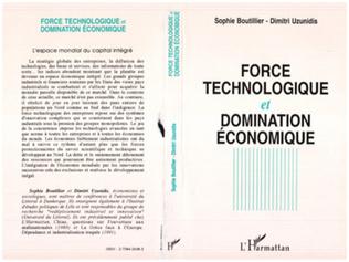Couverture Force technologique et domination économique