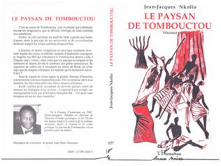 Couverture Le paysan de Tombouctou
