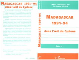 Couverture Madagascar 1991-1994