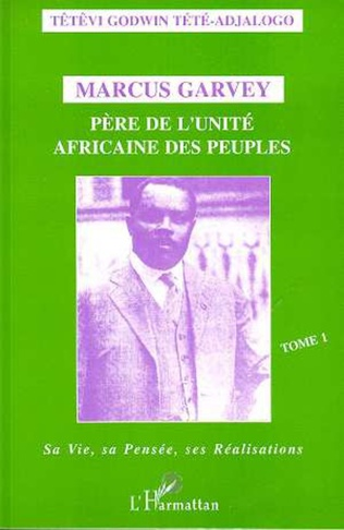 Couverture Marcus Garvey