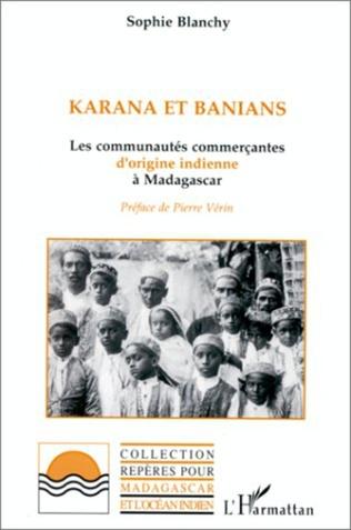 Couverture Karana et Banians