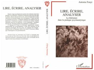 Couverture Lire, écrire, analyser