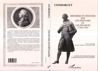 Couverture Mémoires et discours sur les monaies et les finances (1790-1792)