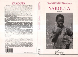 Couverture Yakouta
