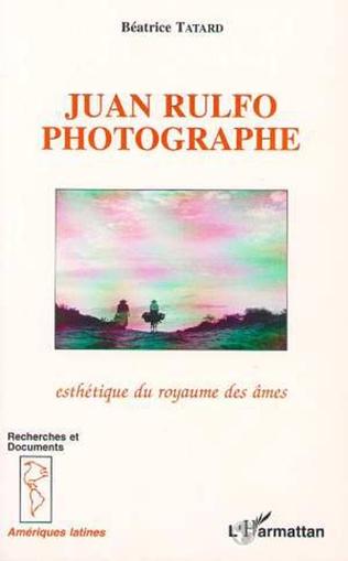 Couverture Juan Rulfo photographe
