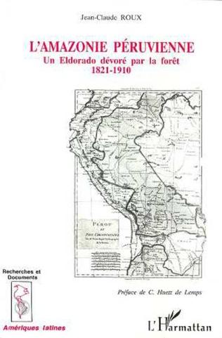 Couverture L'Amazonie péruvienne