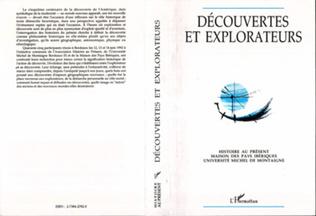Couverture Découvertes et explorateurs