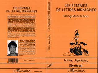 Couverture Les femmes de lettres birmanes
