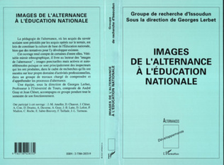 Couverture Images de l'alternance à l'éducation nationale