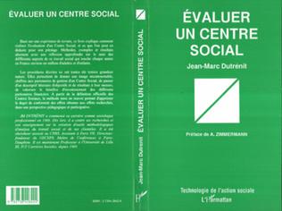 Couverture EVALUER EN CENTRE SOCIAL