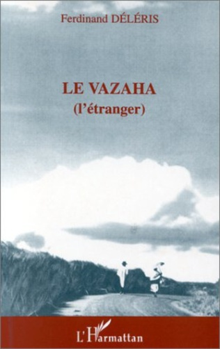 Couverture Le Vazaha (L'étranger)