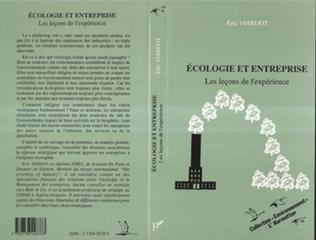 Couverture Ecologie et entreprise