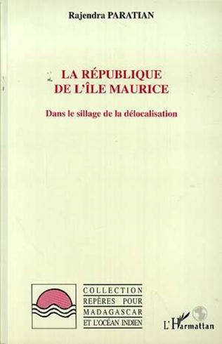 Couverture La République de l'lle Maurice