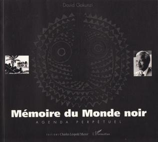 Couverture Mémoire du monde noir