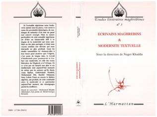 Couverture Ecrivains maghrébins & modernité textuelle