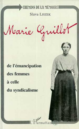 Couverture Marie Guillot