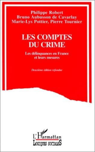 Couverture Les comptes du crime