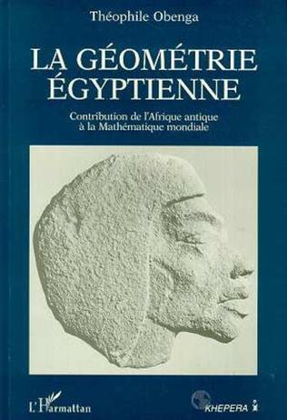Couverture La géométrie égyptienne