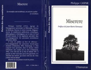 Couverture Miserere
