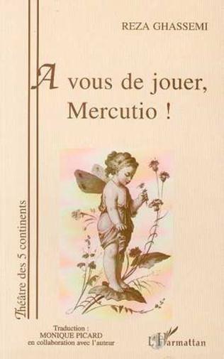 Couverture A vous de jouer; Mercutio !