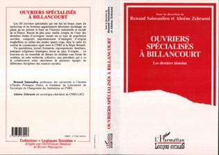 Couverture Ouvriers spécialisés à Billancourt