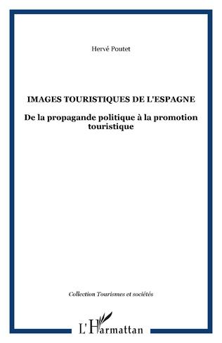 Couverture Images touristiques de l'Espagne