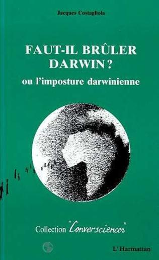 Couverture Faut-il brûler Darwin ?