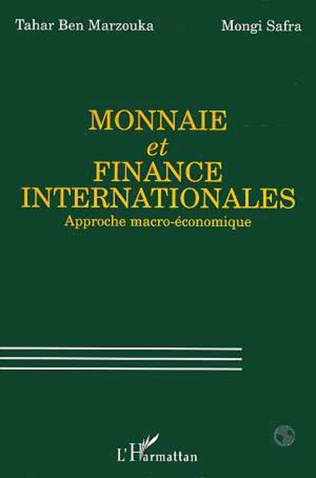 Couverture Monnaie et finance internationales