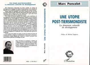 Couverture Une utopie post-tiersmondiste