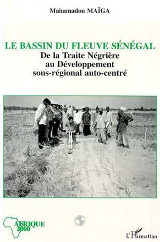 Couverture Le bassin du fleuve Sénégal