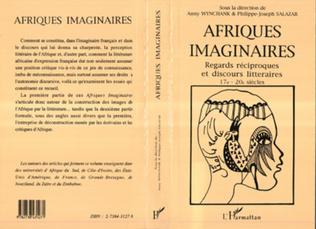 Couverture Afriques imaginaires