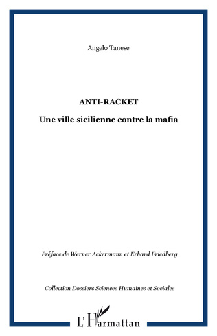 Couverture Anti-racket