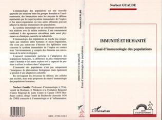 Couverture Immunité et humanité