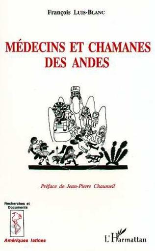Couverture Médecins et chamanes des Andes