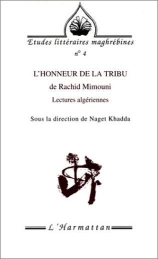 Couverture L'honneur de la tribu de Rachid Mimouni