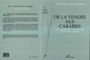 Couverture De la Vendée au Caraibes