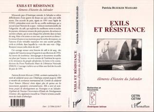 Couverture Exils et résistance