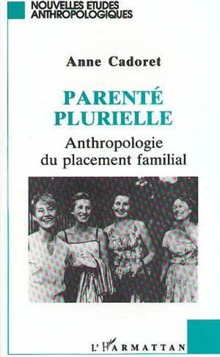 Couverture Parenté plurielle