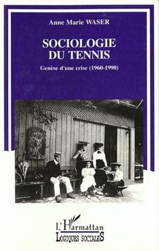 Couverture Sociologie du tennis
