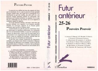 Couverture Pouvoirs, Pouvoir