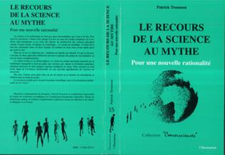 Couverture Le recours de la science au mythe