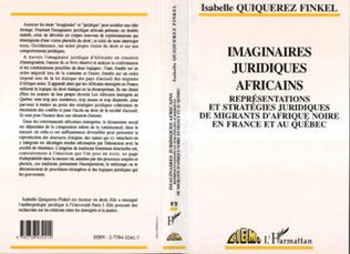 Couverture Imaginaires juridiques africains