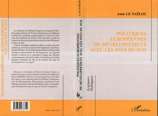 Couverture Politiques européennes de développement avec les pays du Sud