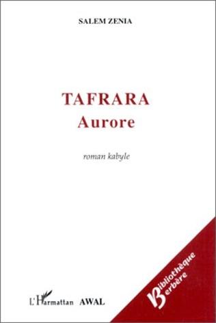 Couverture Tafrara